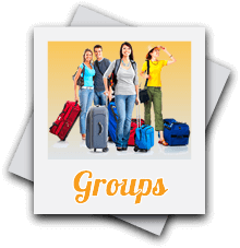 Weddings and Groups